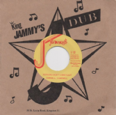 Cornell Campbell - Nothing Don't Come Easy/ version (Jammy's / Dub Store) JPN 7""